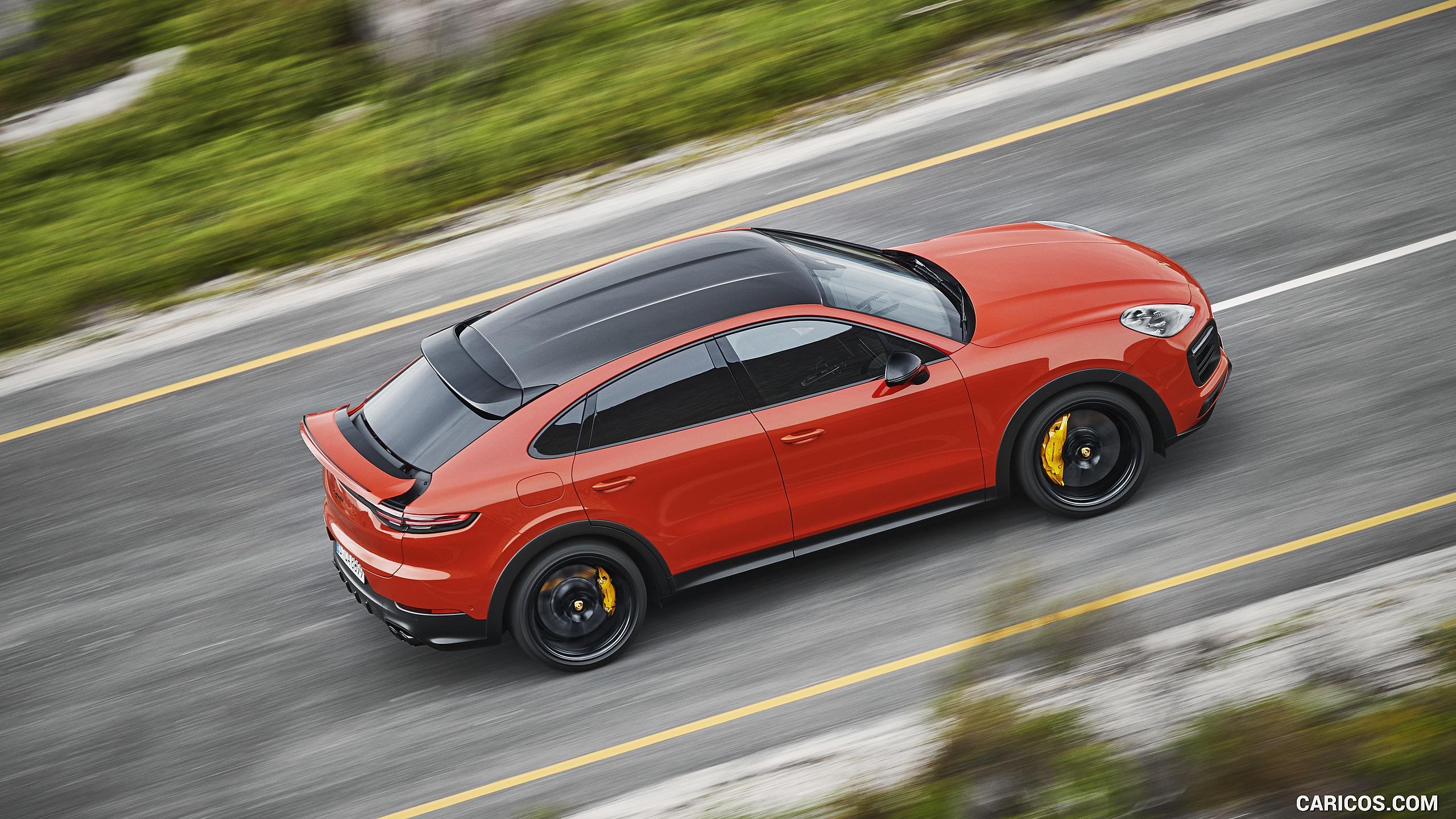 2020 Porsche Cayenne Coupe   Top HD Wallpaper 6 2560x1440