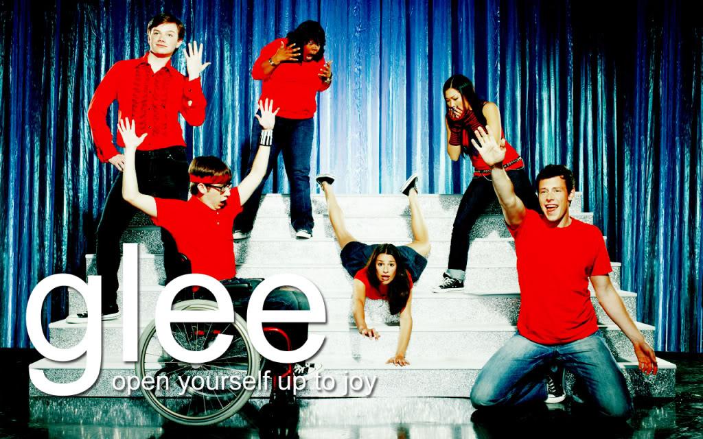 Glee Wallpaper Background Theme Desktop 1024x640