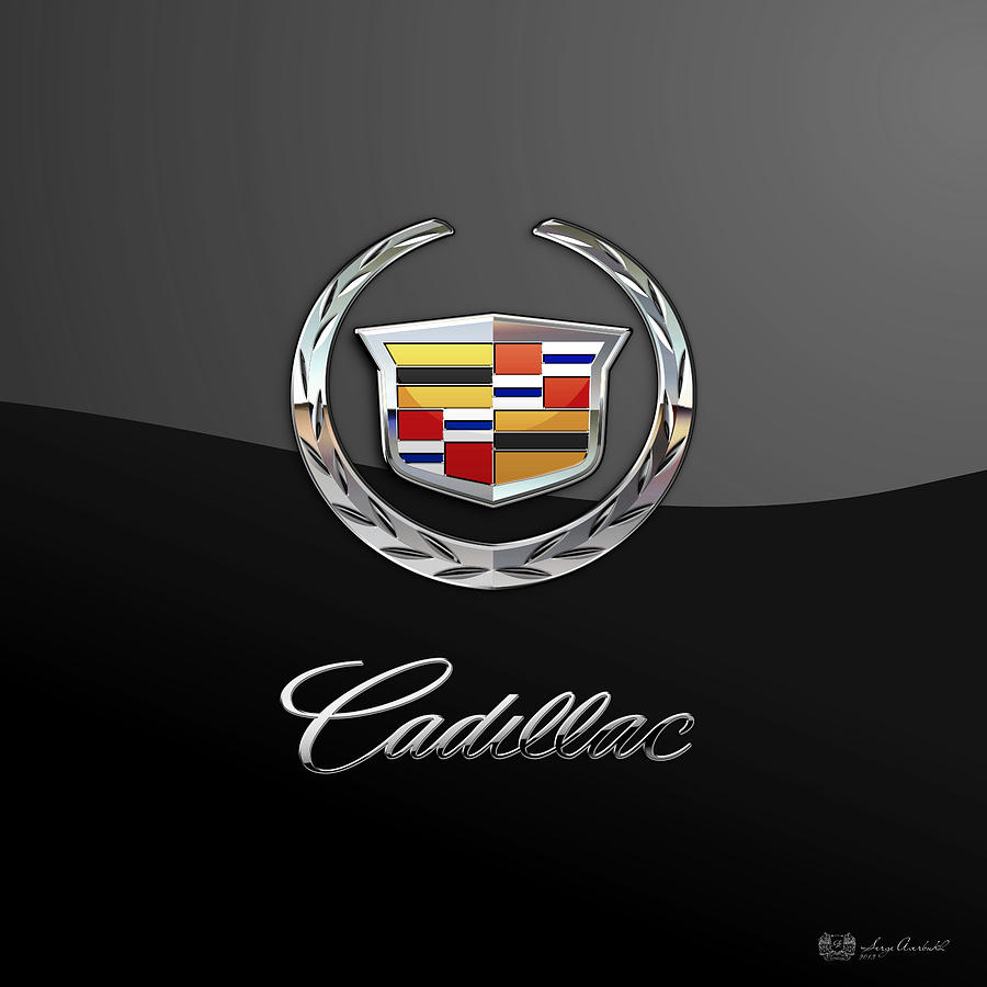 cadillac logo wallpaper wallpapersafari