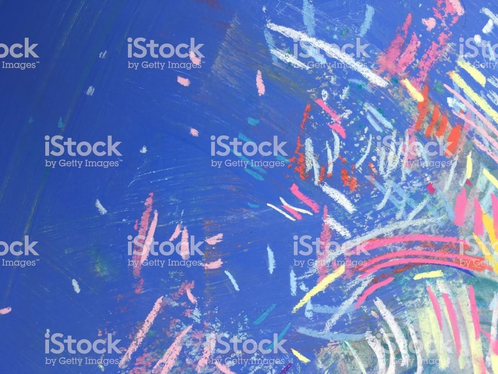 Ultramarine Pastel Background Colorful Charcoal Texture Stock 1024x768