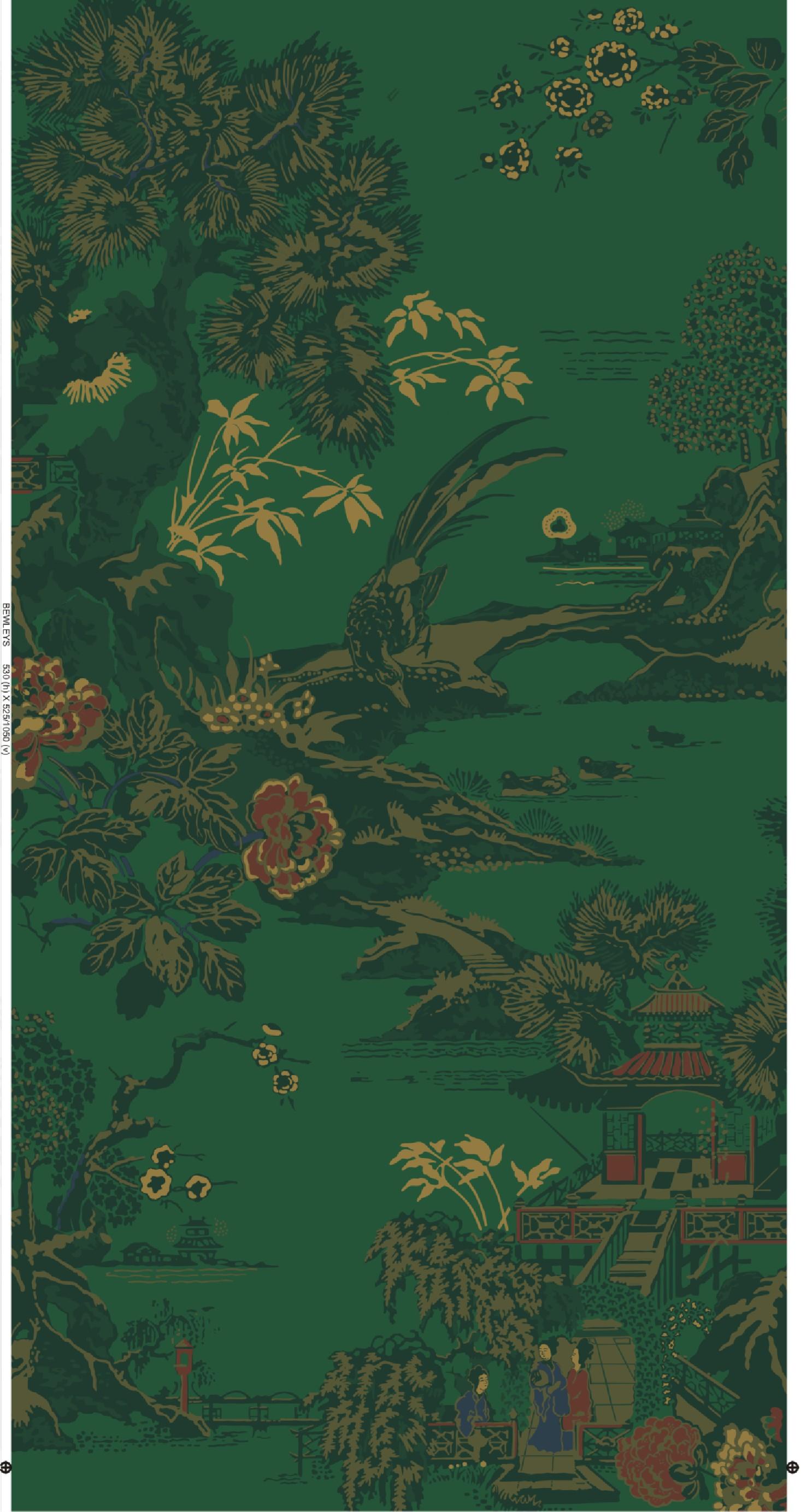 [16+] Green Aesthetics Wallpapers on WallpaperSafari