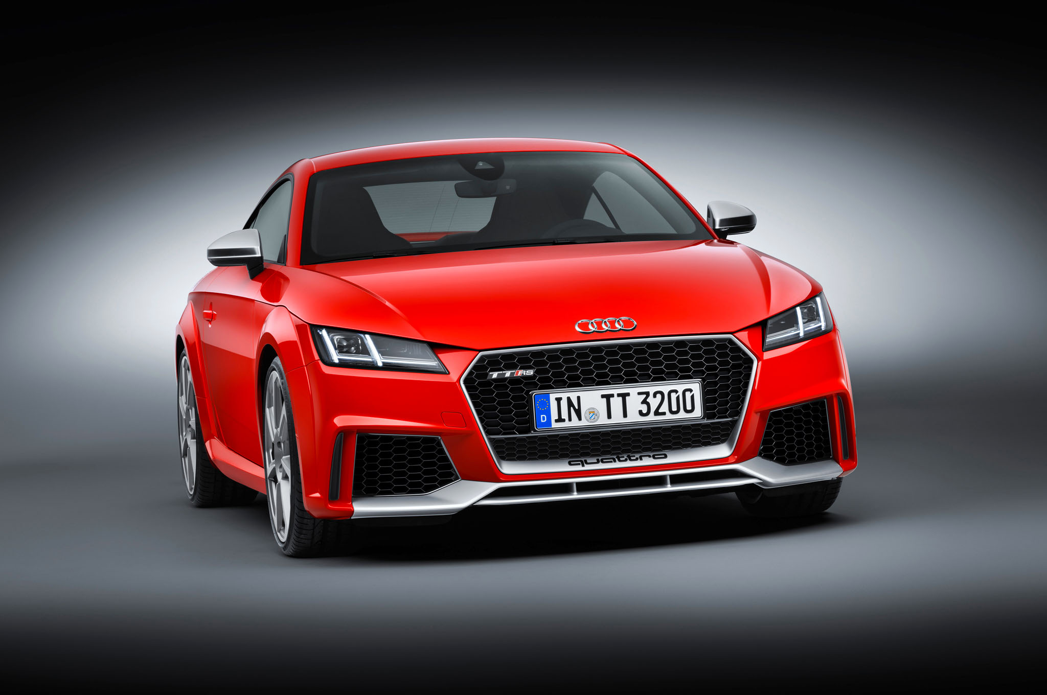 2017 Audi TT RS Coupe Andoird Wallpaper | HD Car Wallpapers