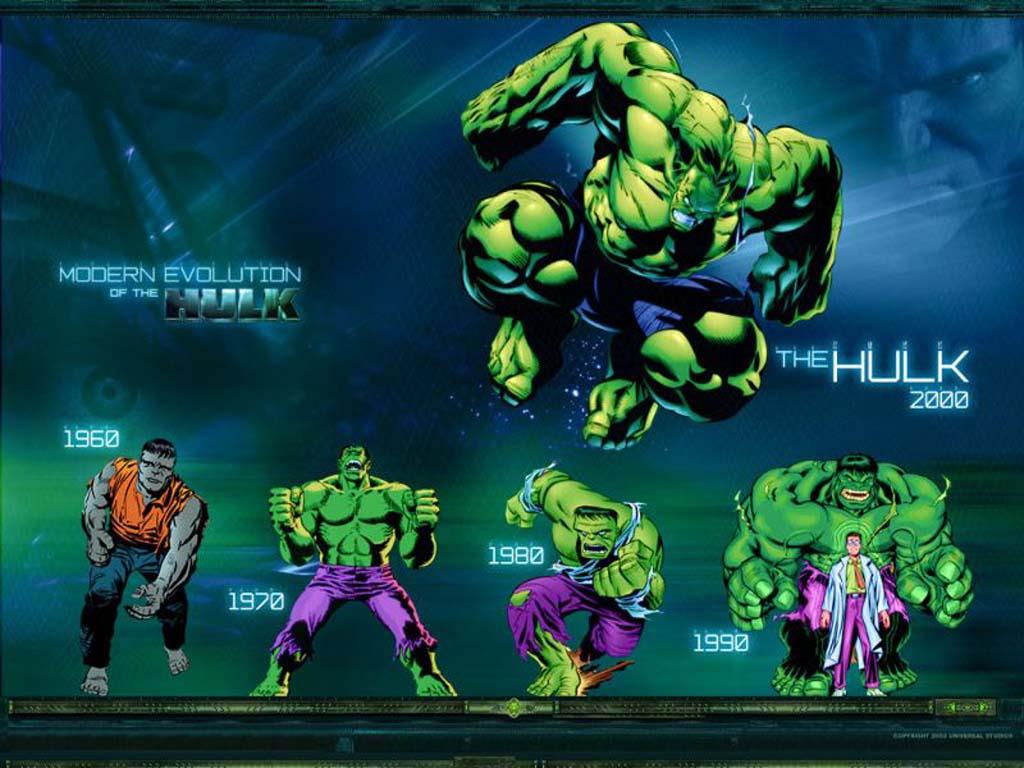 Incredible Hulk 2 Wallpaper 1024x768