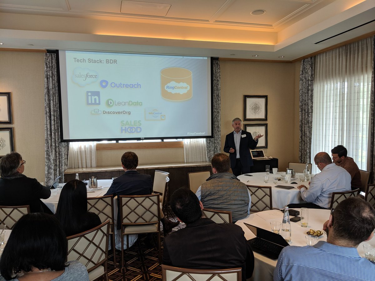 TOPO on Twitter Andy Kodner from RingCentral is sharing an 1200x900