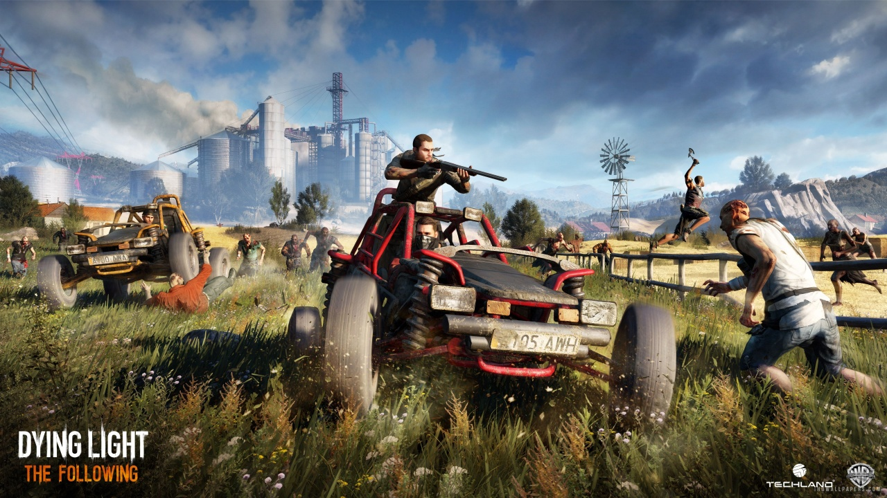 Dying Light The Following HD Wallpaper   iHD Wallpapers 1280x720