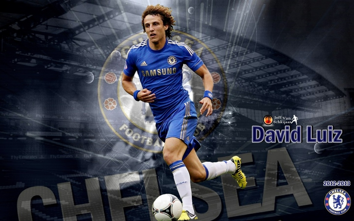 David Luiz Wallpaper 7   1228 X 768 stmednet 1228x768