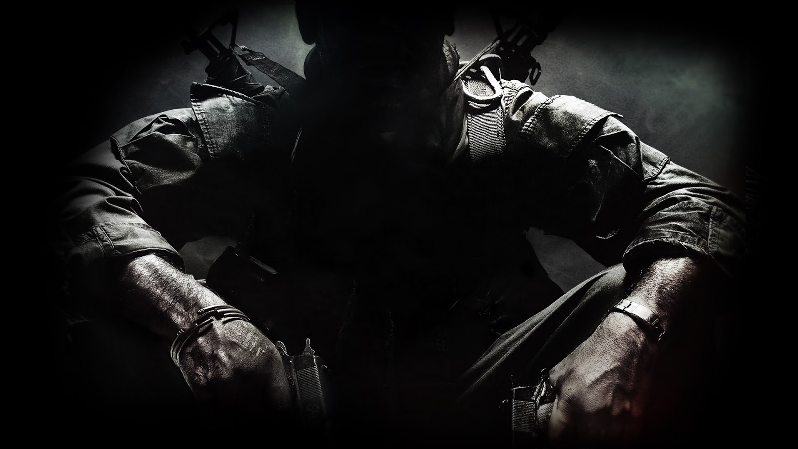 HD WALLPAPERS Call of Duty Black Ops HD Wallpapers 1600x900