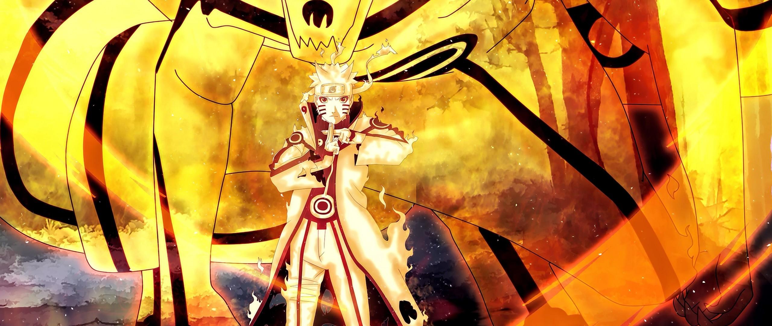 37+] 2560 x 1080 Anime Wallpaper on ...