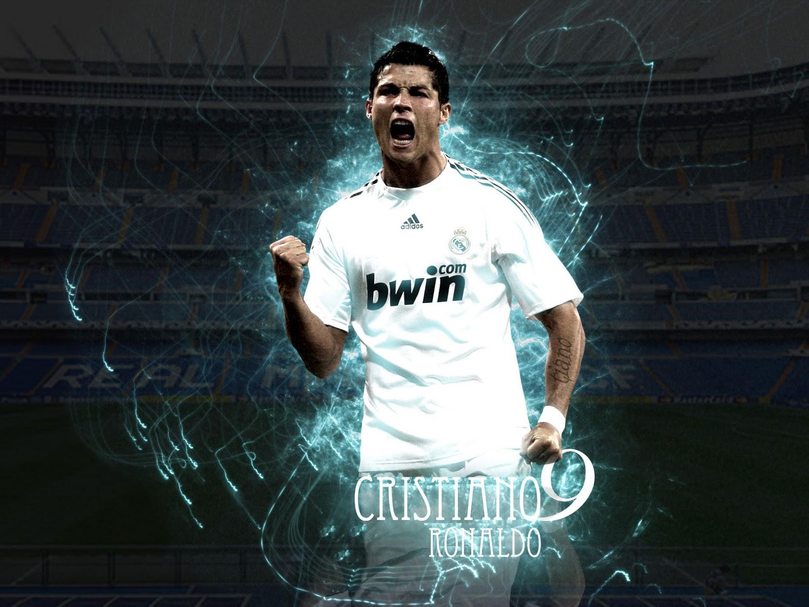 Cristiano Ronaldo Descargar Wallpapers fondo de escritorio HD 1600x1200