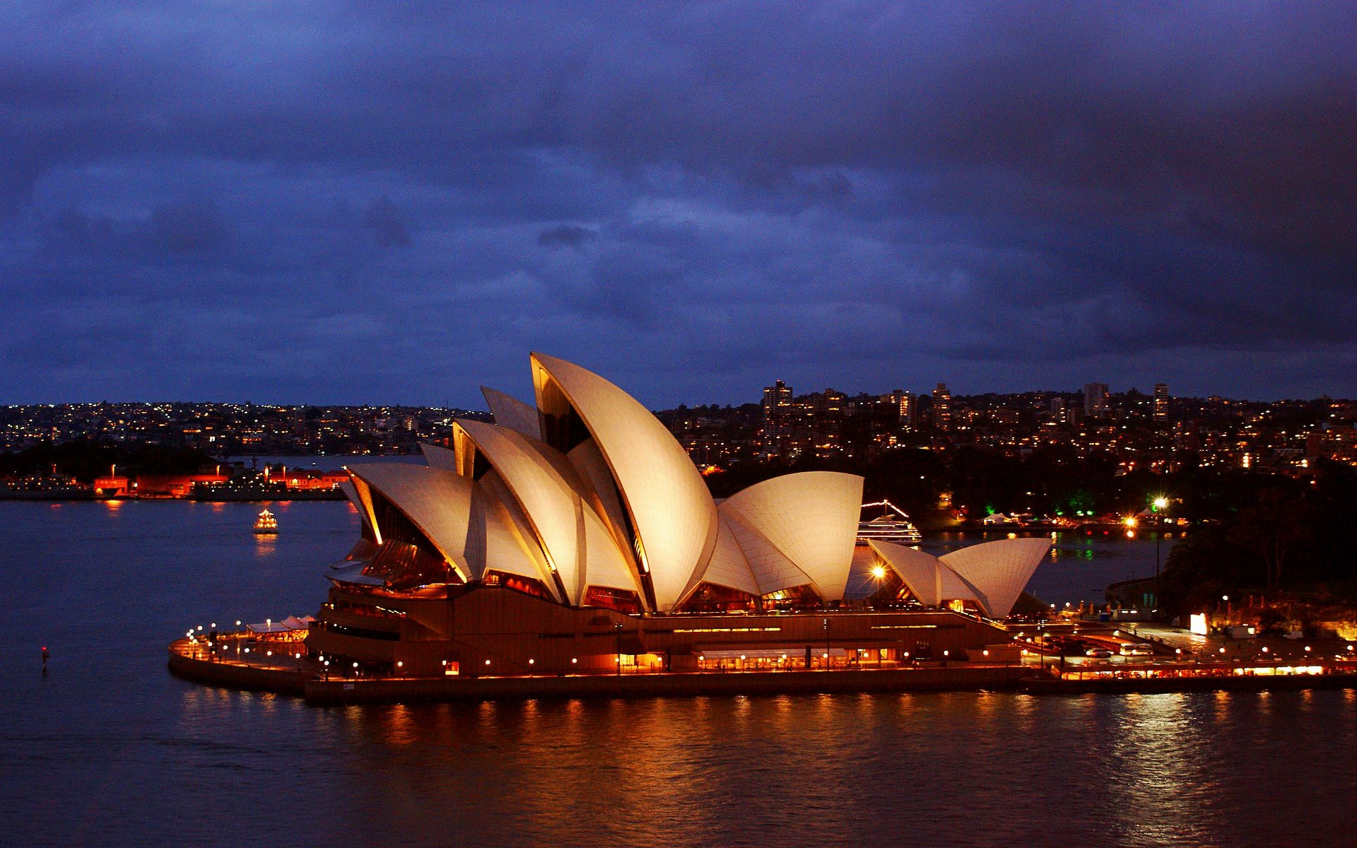 Sydney Opera House High Quality Wallpaper   Travel HD Wallpapers 1920x1200