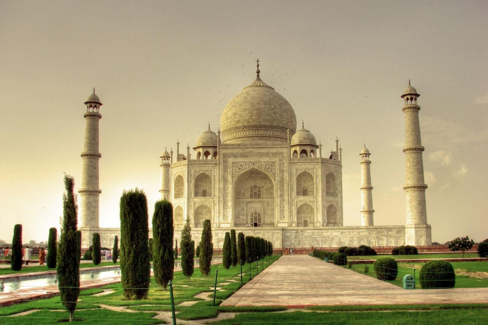 Taj Mahal HD Wallpaper - WallpaperSafari