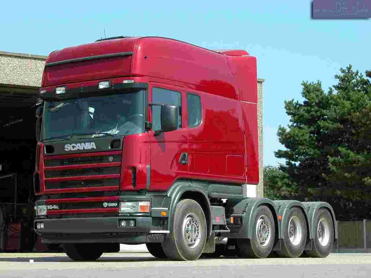 Images Of Wallpaper Scania Truck R500
