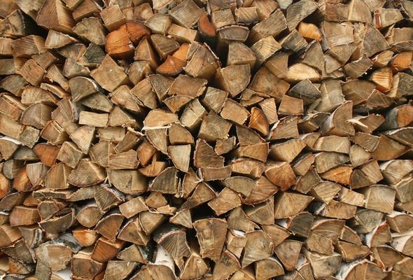 Wallpaper birch firewood desktop wallpaper Nature GoodWPcom 590x400