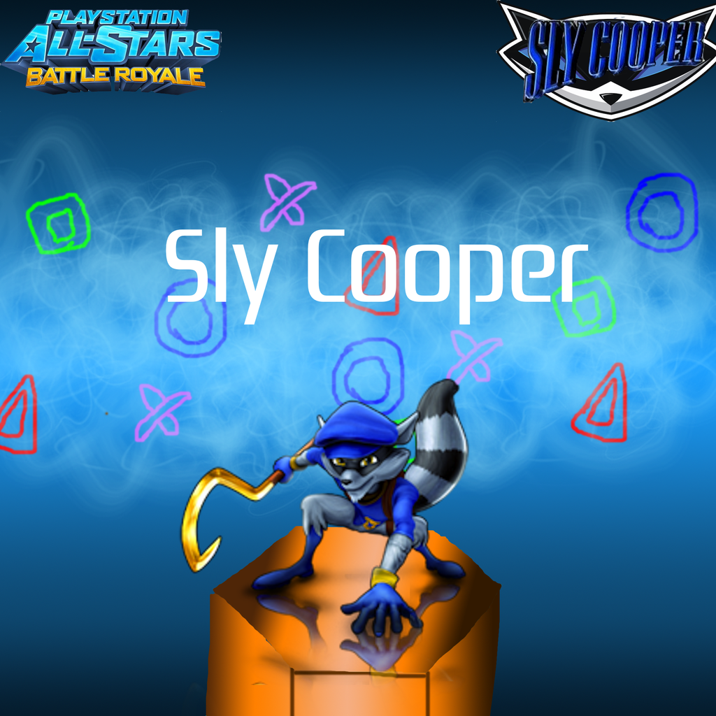 Sly Cooper Wallpaper by CrossoverGamer 1024x1024