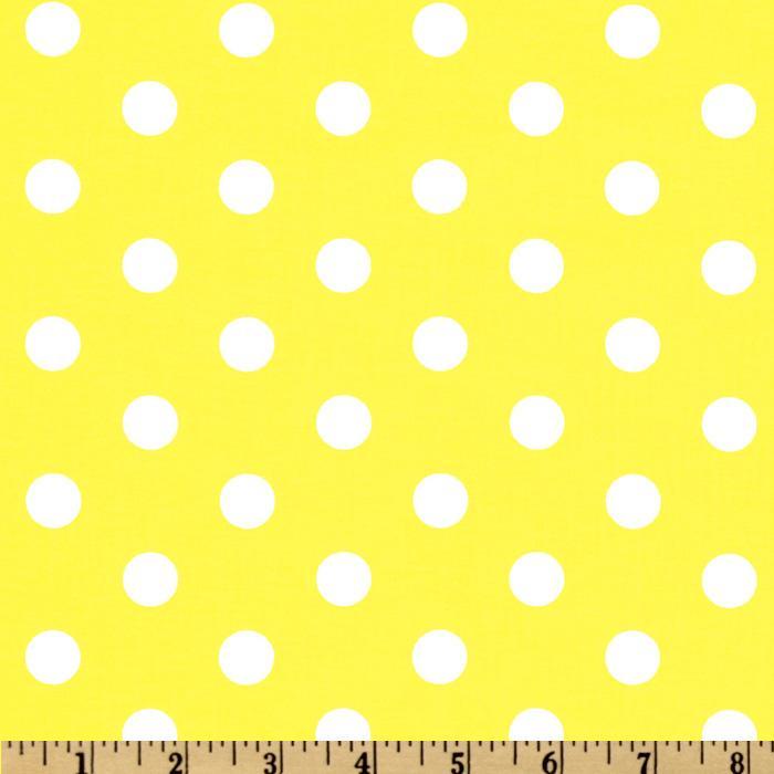 Yellow And Black Polka Dot Background Yellow Polka Do...