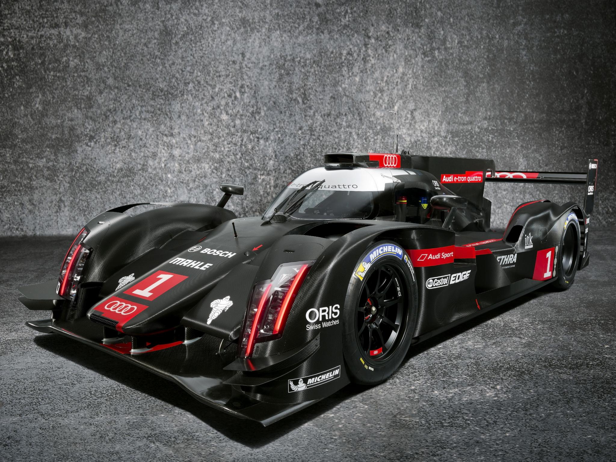 2014 Audi R18 e Tron quattro le mans prototype race racing g 2048x1536