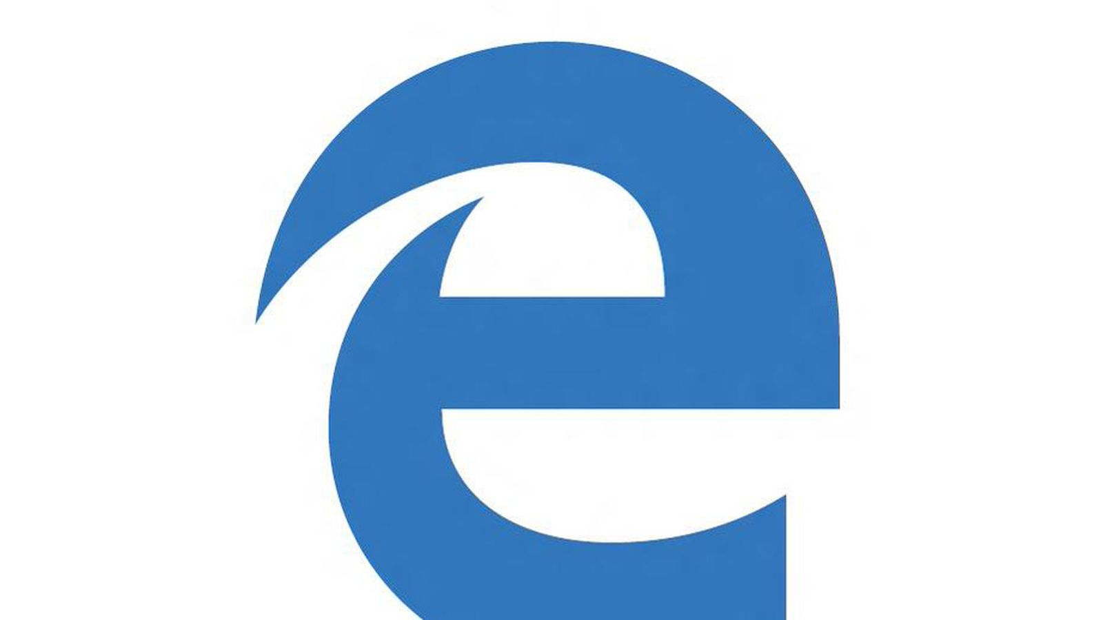 Microsofts Edge logo clings to the past The Verge 1600x900