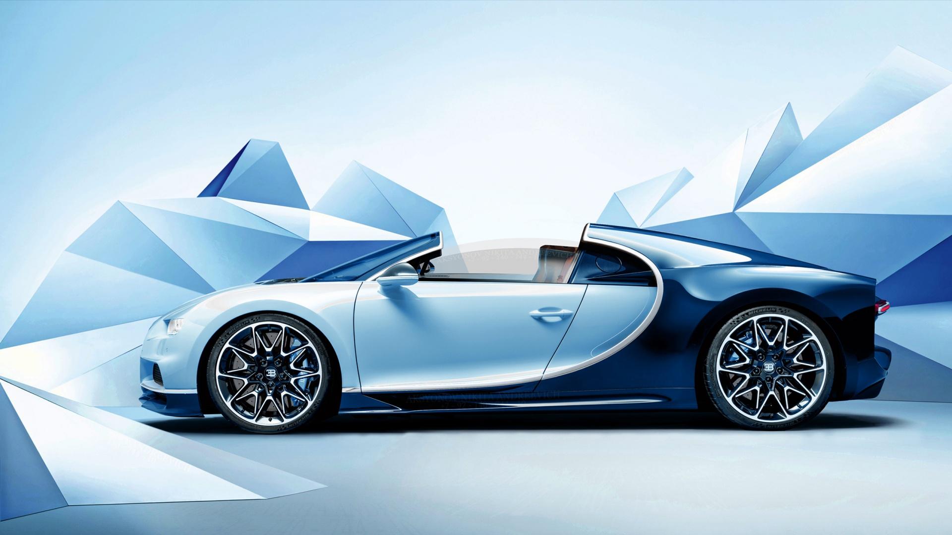 76 Bugatti Wallpapers On Wallpapersafari