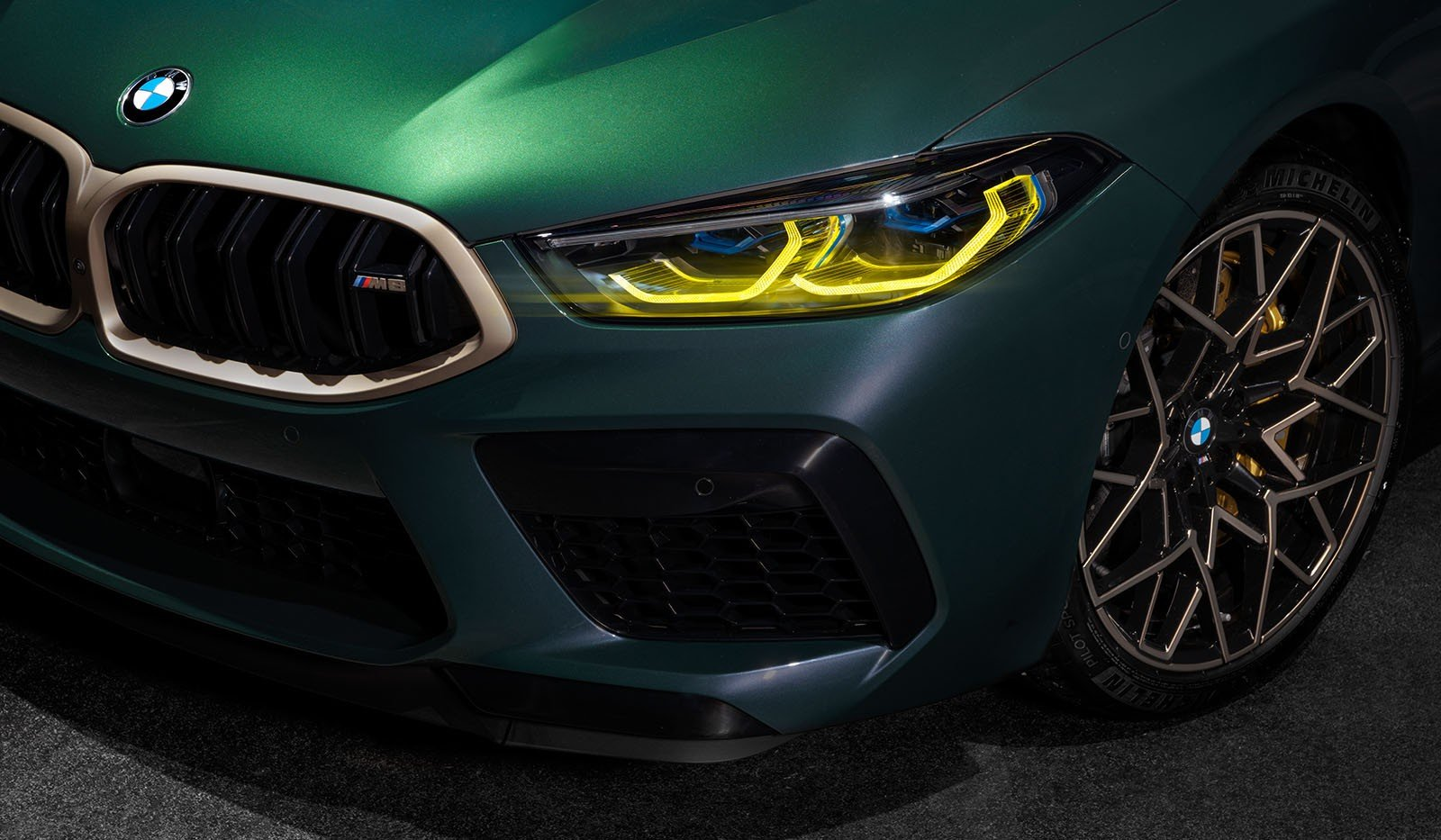 Perfect storm BMW M8 Gran Coup First Edition 1600x933