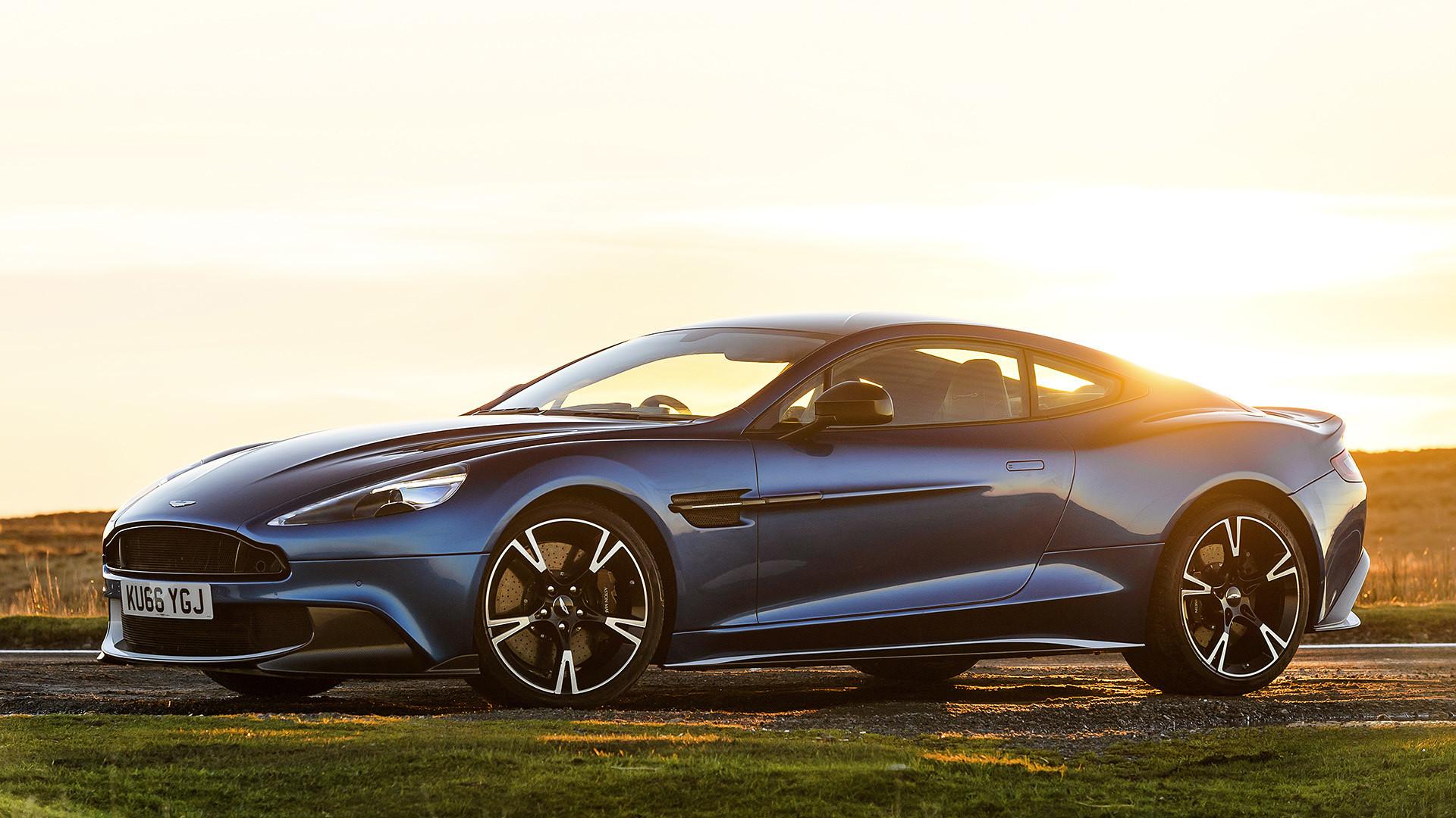 Aston Martin Vanquish 2018 Wallpaper 62 images 1920x1080