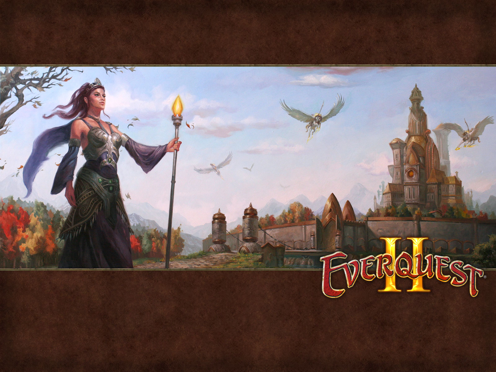 50] Everquest 2 Wallpaper on WallpaperSafari 1600x1200
