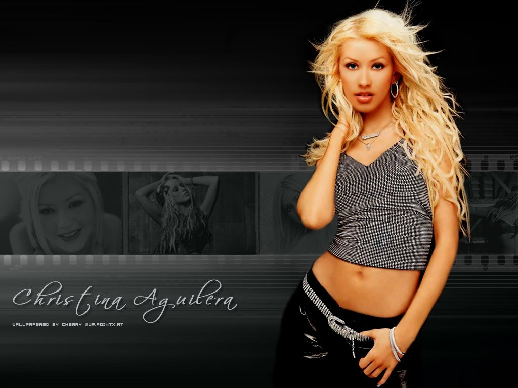 Bravo Wallpaper Christina Aguilera Wallpaper Pack 4 1024x768