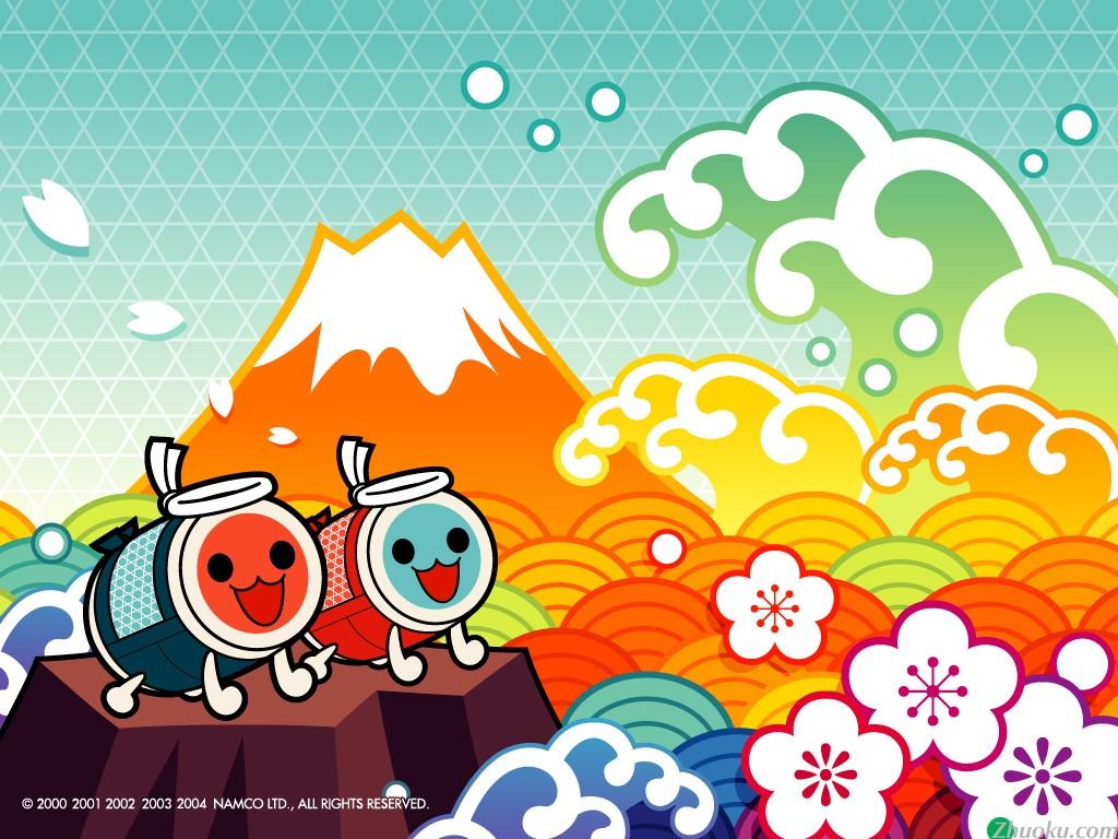 Best 48 Taiko Wallpaper on HipWallpaper Taiko No Tatsujin 1024x768