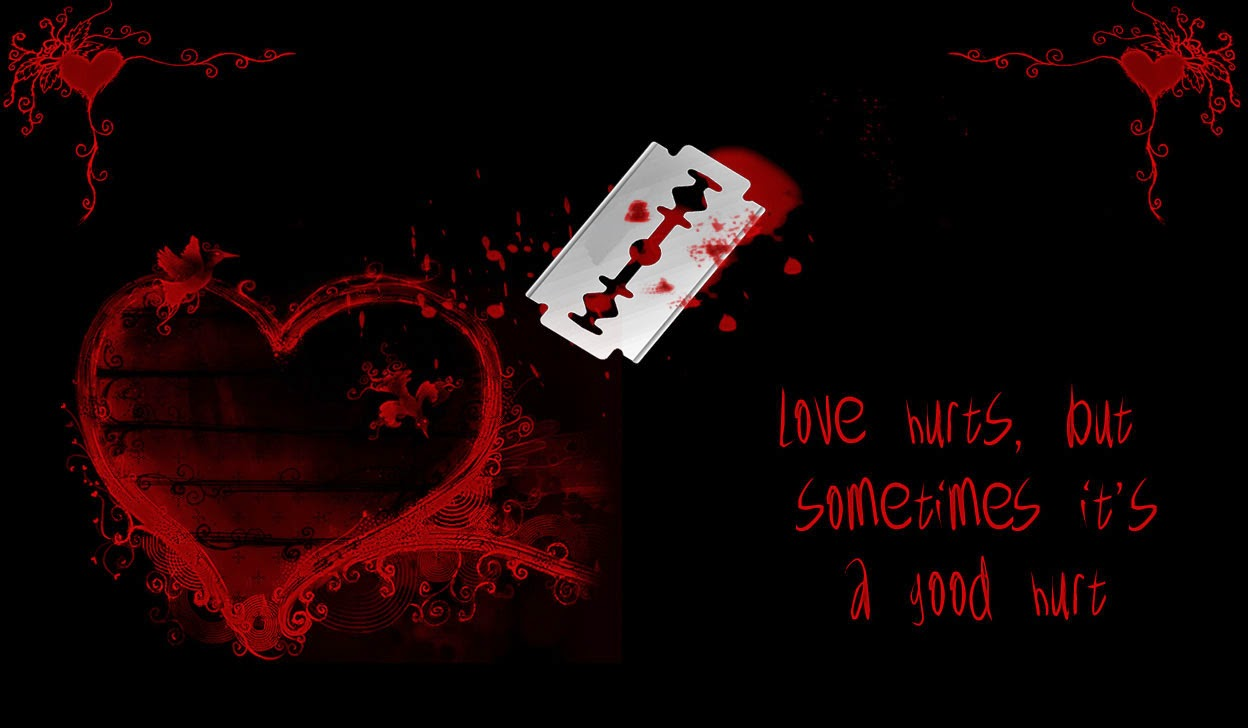 Love Hurts Wallpaper Wallpapersafari