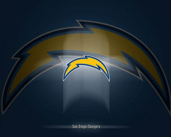 Chargers Wallpaper 2 550x440