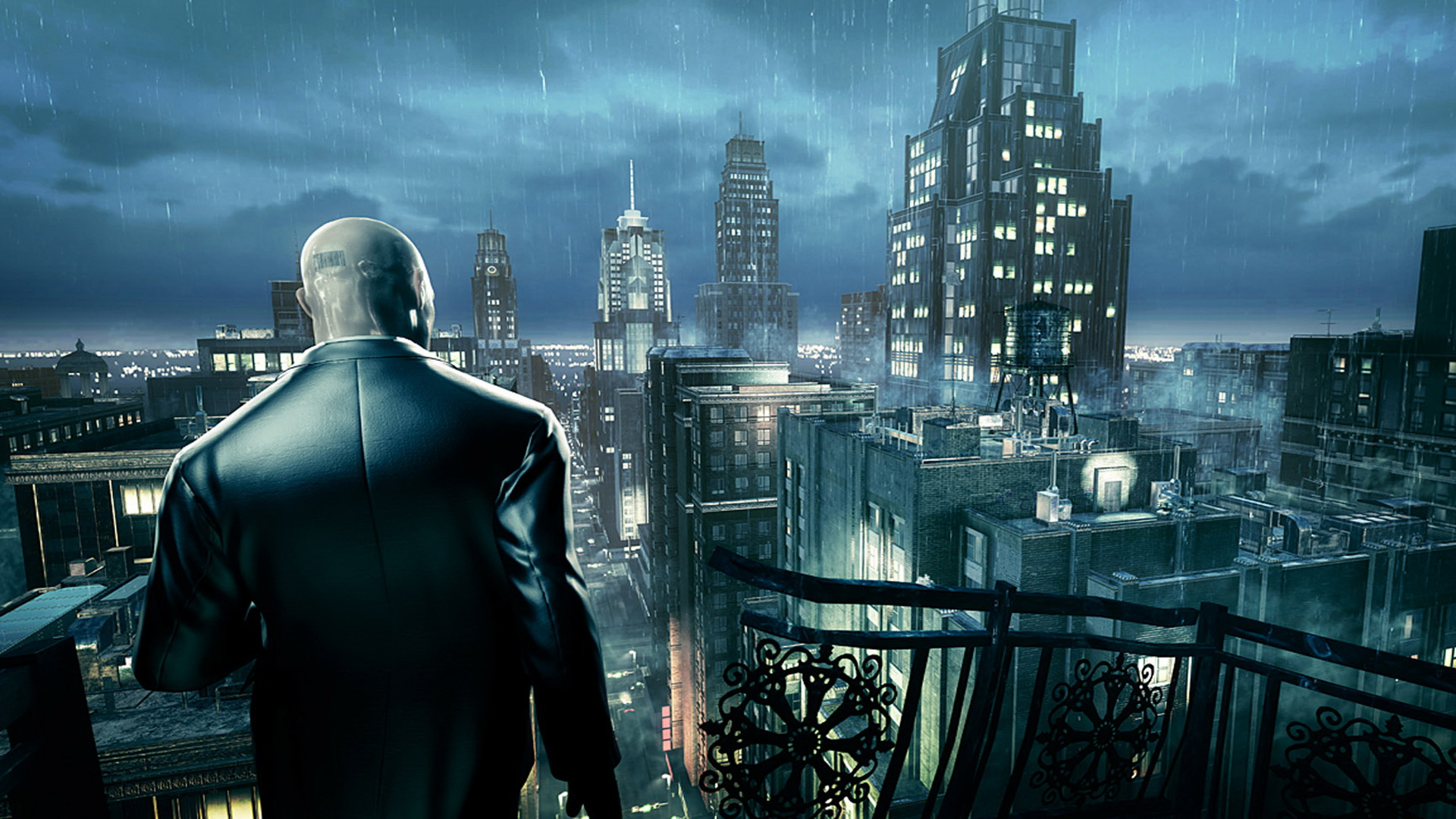 hitman absolution 07 Wallpaper PC Game Wallpapers Game HD Wallpapers 1920x1080