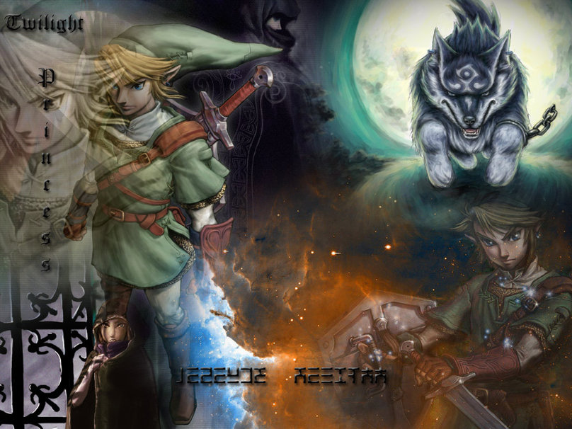 the legend of zelda twilight princess Wallpaper   ForWallpapercom 808x606
