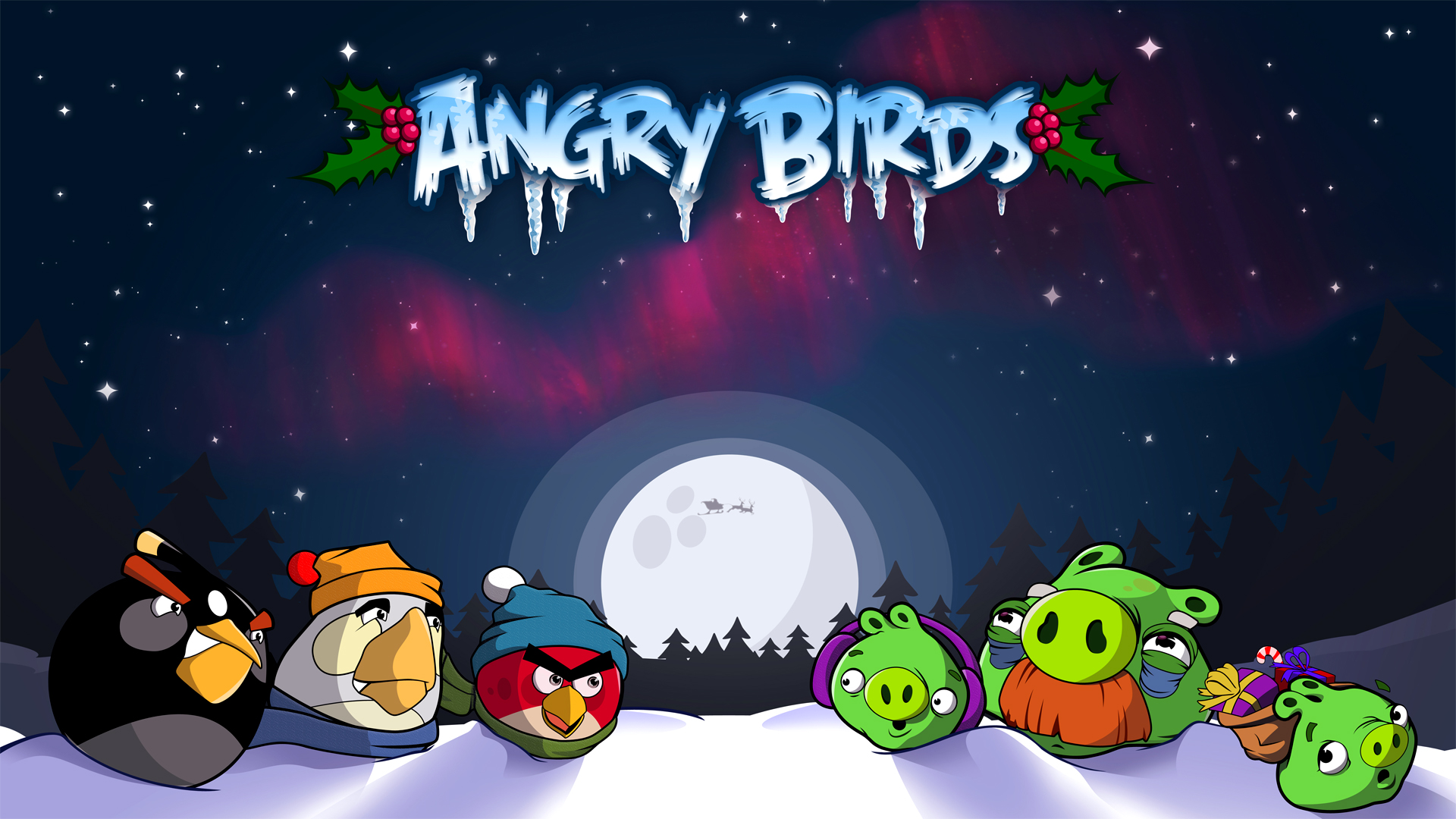 Awesome Angry Birds Wallpapers Cartoon Wallpapers 1920x1080