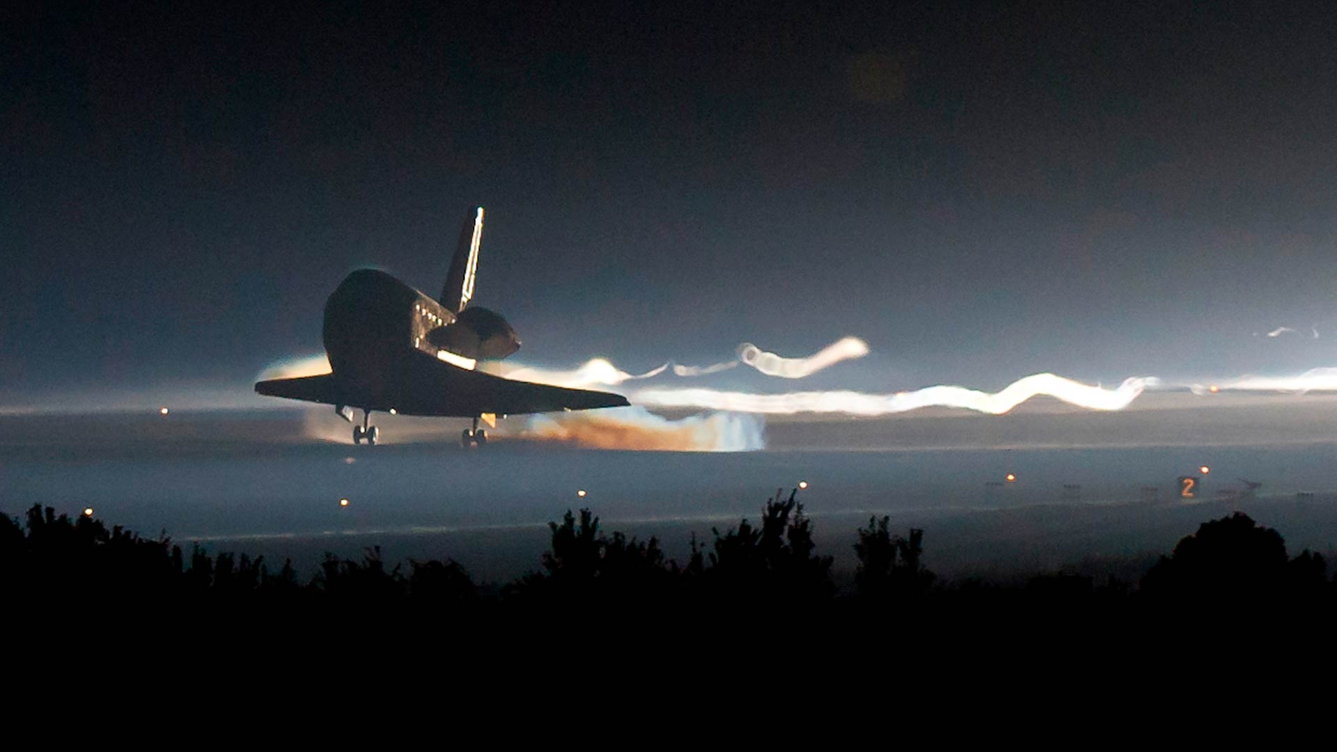 Definitive Goodbye Space Shuttle Desktop Wallpaper Gizmodo Australia 1920x1080