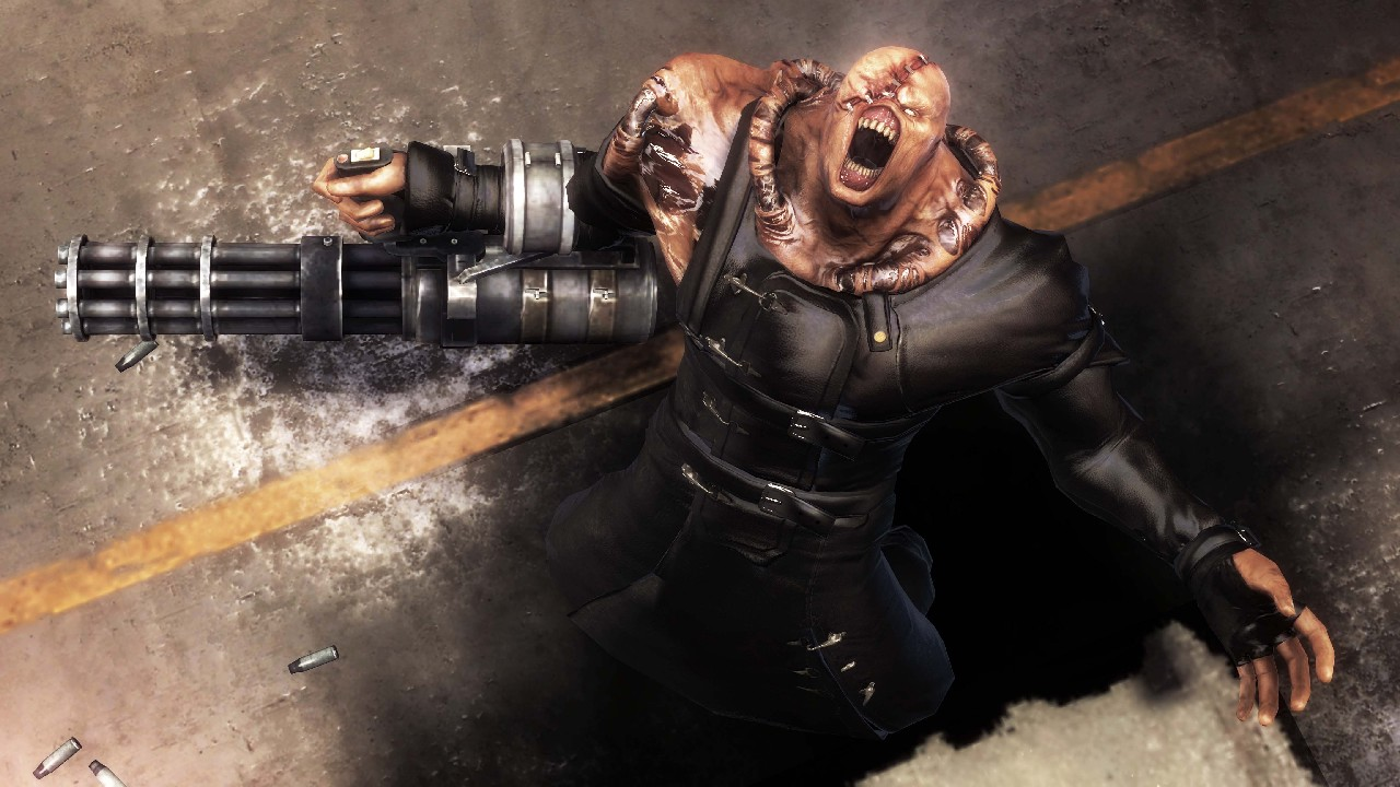49 Resident Evil Wallpapers Hd On Wallpapersafari