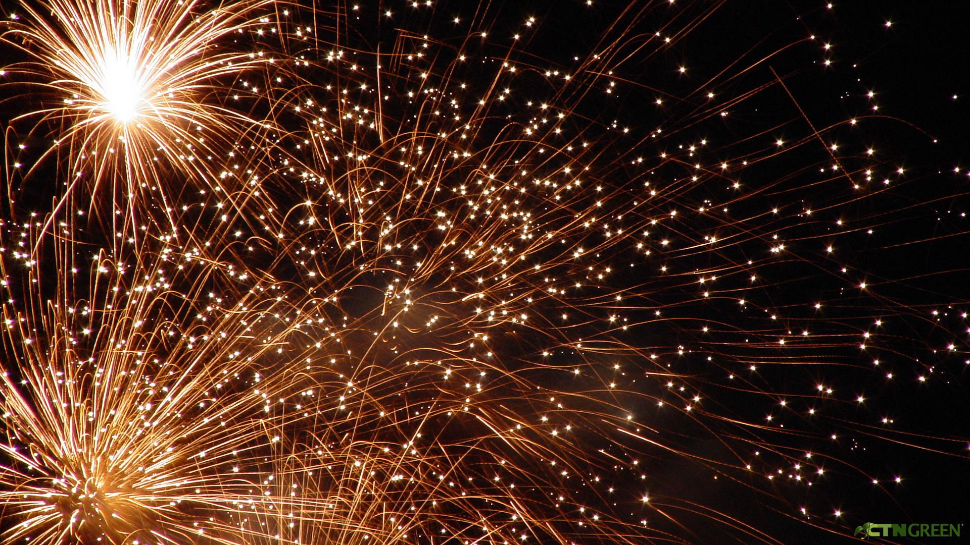 Fireworks Background 1920x1080