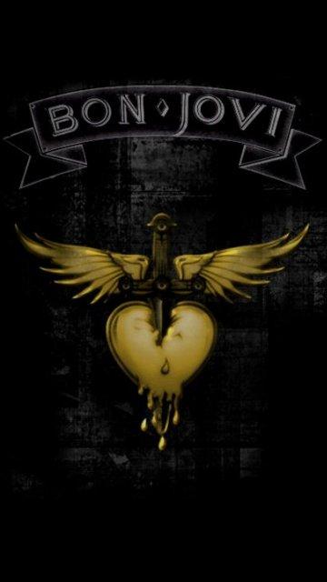 Bon Jovi Logo Design