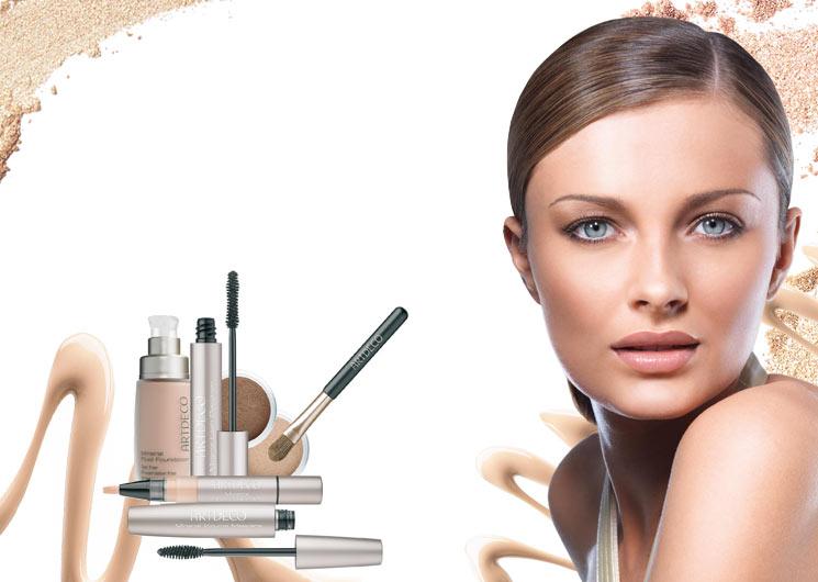 Beautiful natural Beauty Women Mineral Makeup Photo Wallpaper 745x530