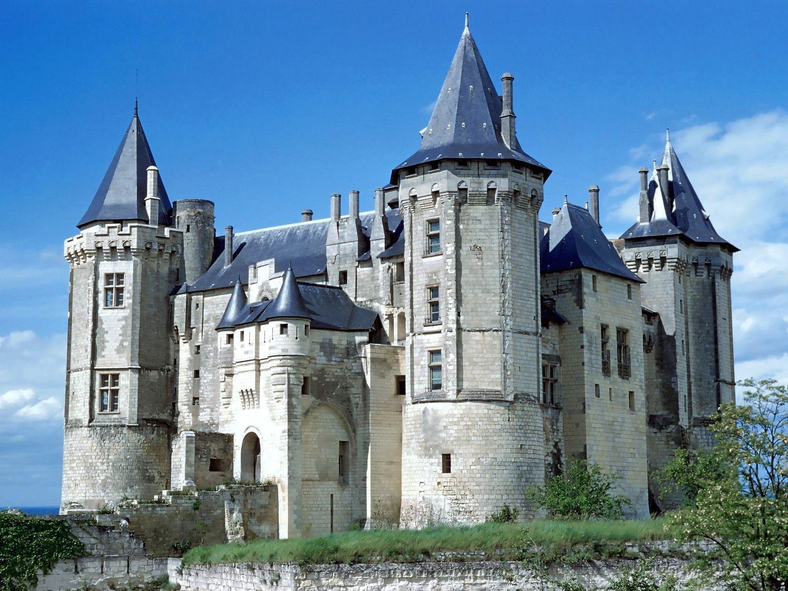 Beautiful Castles in France Europe HD Wallpaper HD Famous Wallpapers 1600x1200