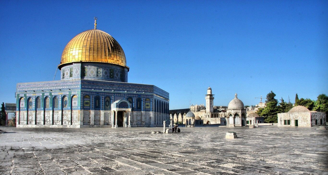 Jerusalem Wallpaper HD 1366x728