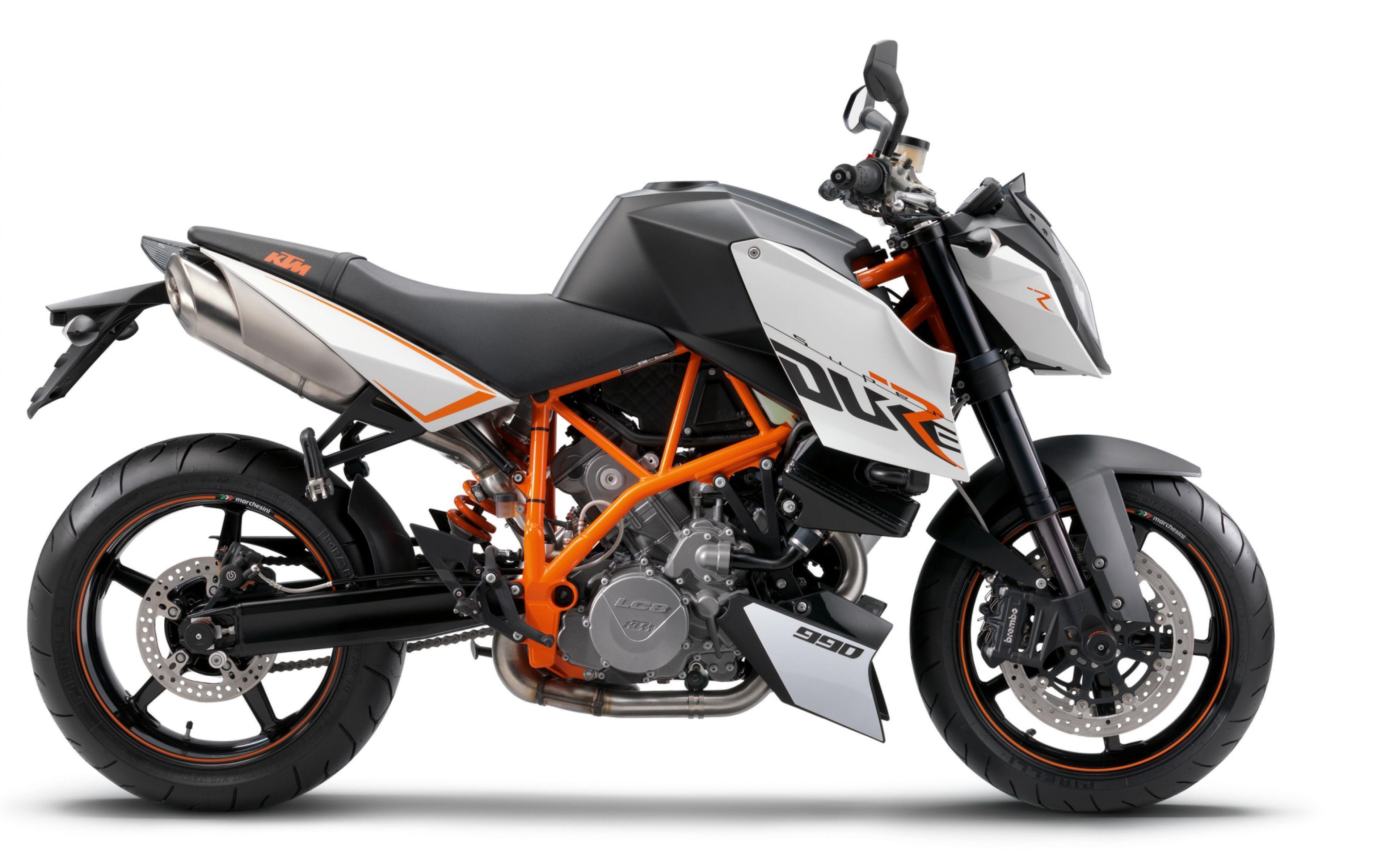 KTM Bike Wallpapers 3840x2400