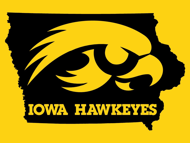 Iowa Hawkeyes Logo 1365x1024