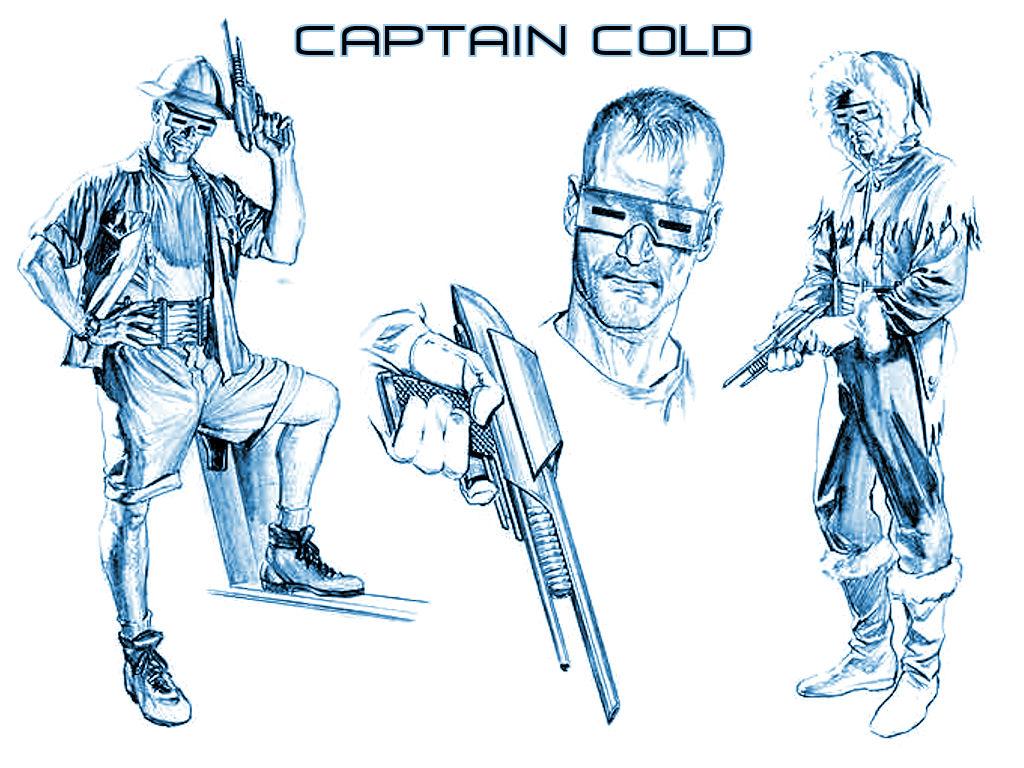 Alex Ross   Captain Cold 2 by Superman8193 1024x768