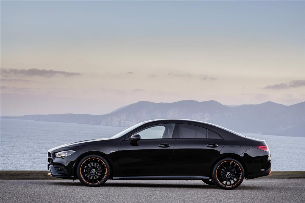 2020 Mercedes Benz CLA Coupe Wallpaper and Image Gallery 1024x683