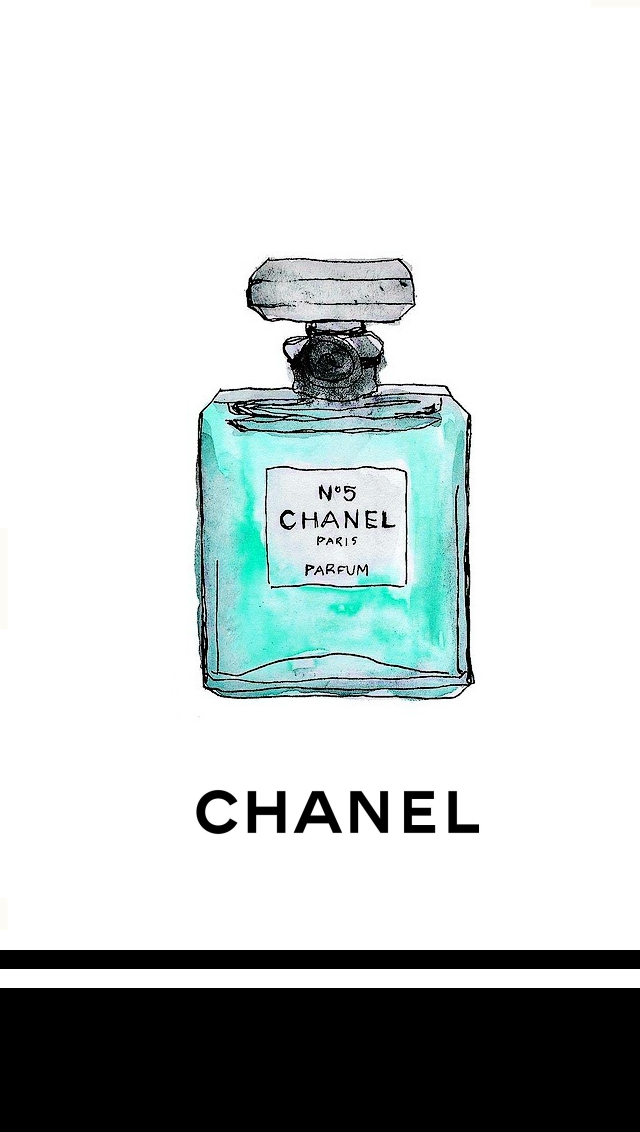 Chanel phone wallpaper background Phone Wallpapers Pinterest 640x1132
