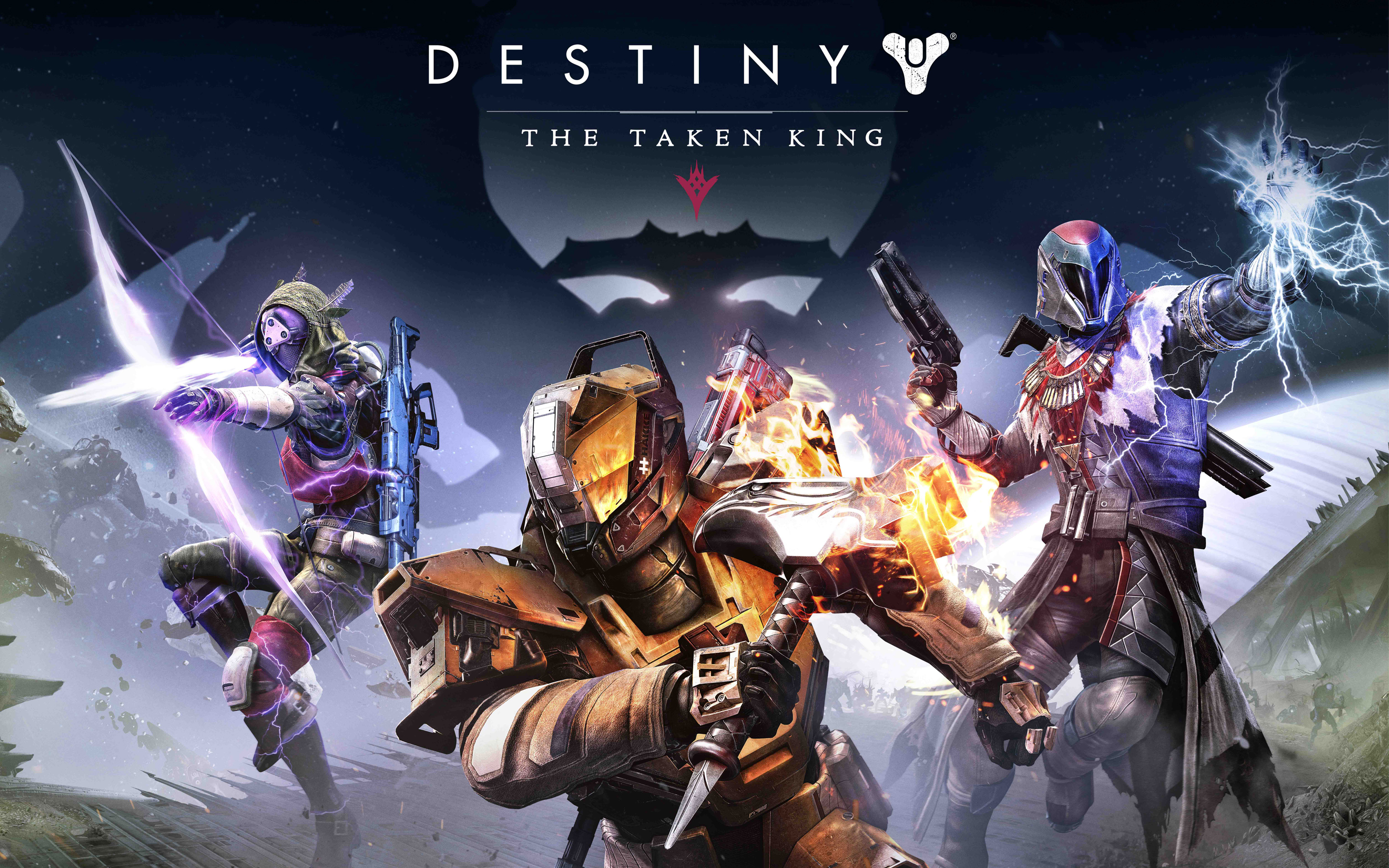 Destiny The Taken King Wallpapers HD Wallpapers 2880x1800