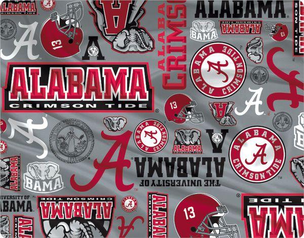 Alabama Houndstooth Wallpaper