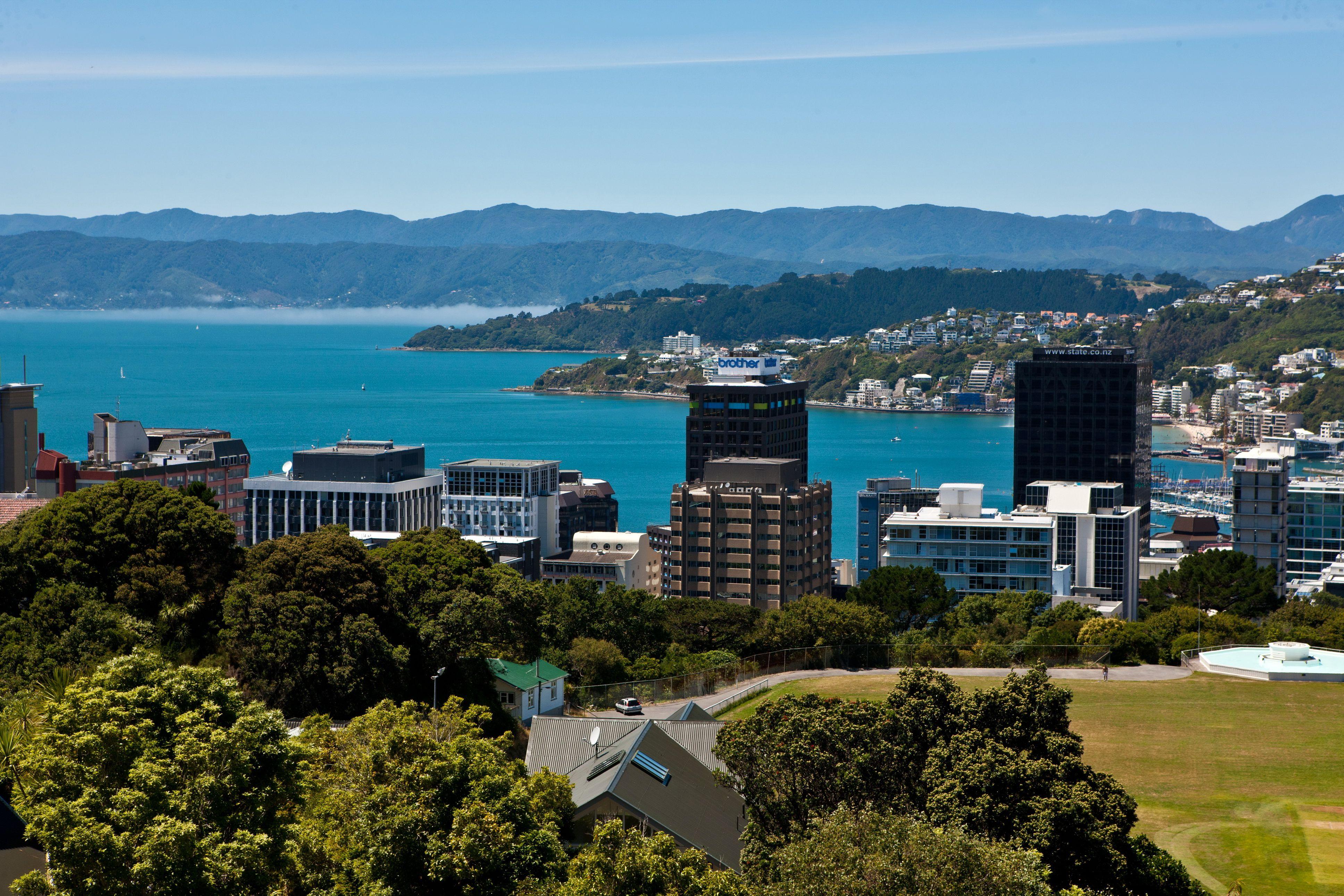 40 New Zealand Wellington Wallpapers   Download at WallpaperBro 3872x2581