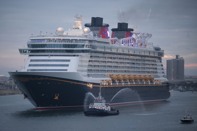 New Disney Dream Sails into 640x427