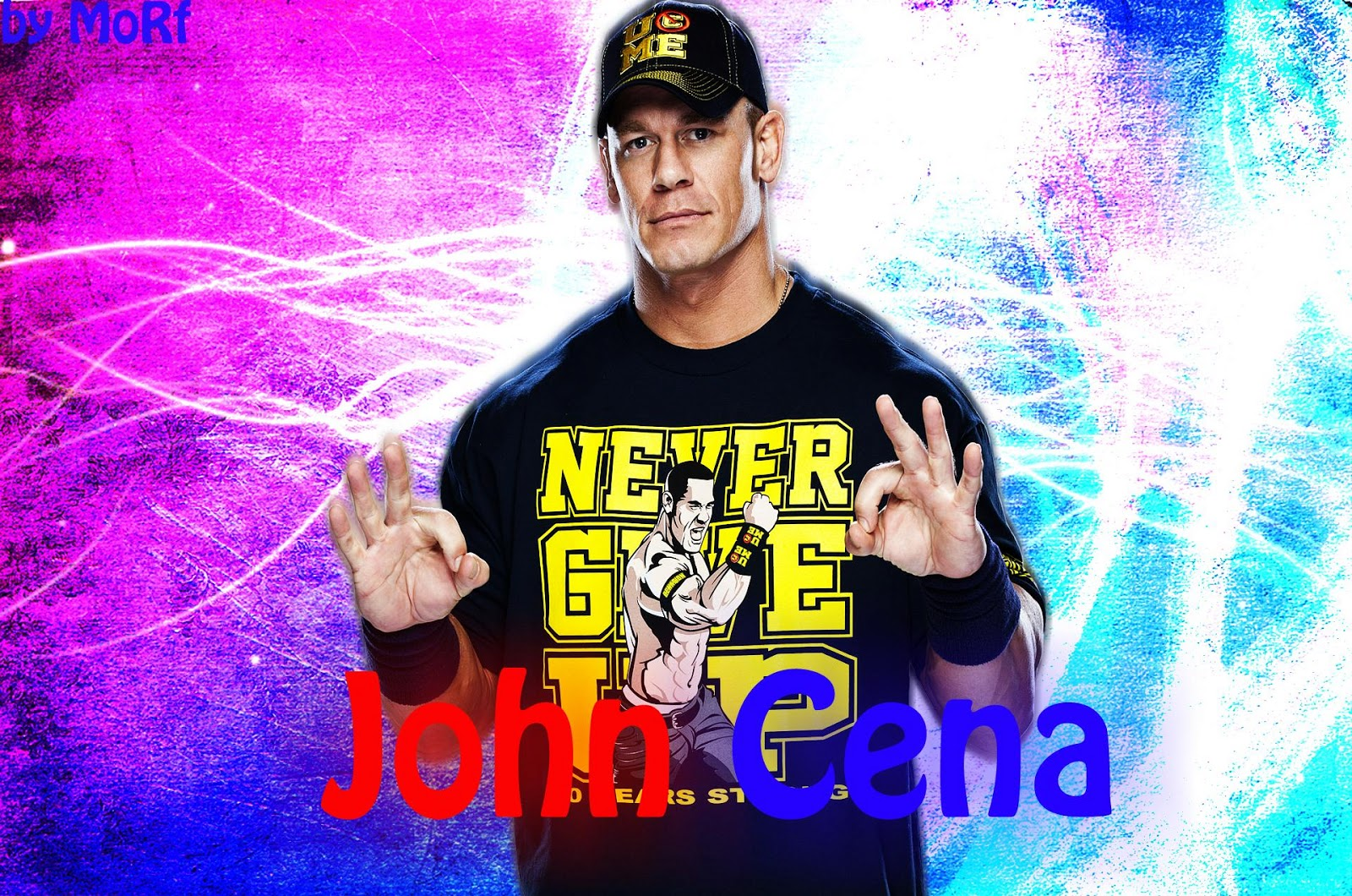 Wrestling Super Stars John Cena New HD Wallpaper 2013 1600x1060