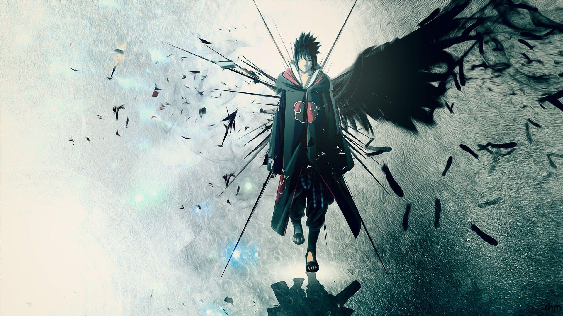 Uchiha Sasuke - Naruto Shippuden Wallpaper - Download